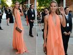 Heidi Klum arrives at the 2014 CFDA Fashion Awards in New York City. Picture: Getty