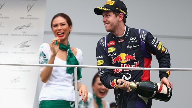 Sebastian Vettel was far from complimentary about F1s lack of noise this season.