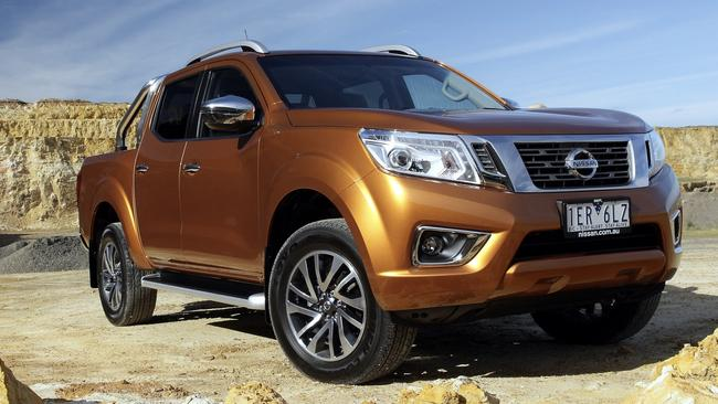 Nissan Navara deals have sharpened ahead of the arrival of an updated model due next month. Picture: Supplied.