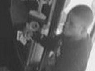 CCTV images of a man police are hunting in relation to an attack on a bus driver on the Gold Coast. PIC: Supplied.