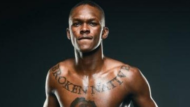 israel adesanya - photo #13