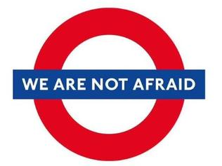 Graphic shared in the wake of the London terror attack.