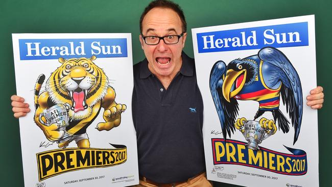 Preview - 2017 Grand Final Premiership Posters by Mark Knight (RELEASED) | Page 5 | BigFooty