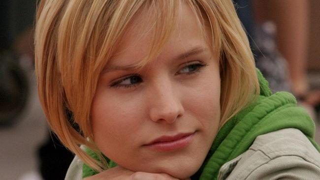 Lead role ... Actress Kristen Bell as Veronica Mars in Rob Thomas' US TV show.