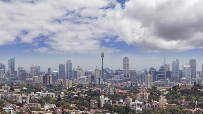 Sydney's rich are getting rich. Poorer people are staying poor.