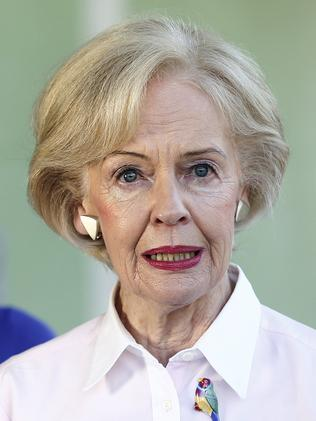 Dame Quentin Bryce, former Governor General.
