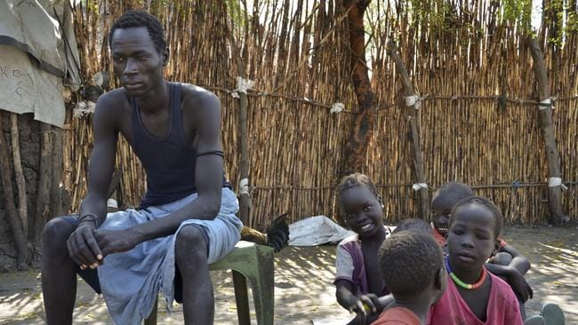 Many of those fleeing South Sudan have experienced severe trauma, says Tanveer. Source: AP/Sam Mednick.