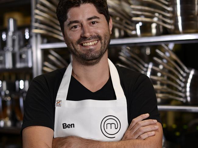 Ben's Masterchef dream is over.