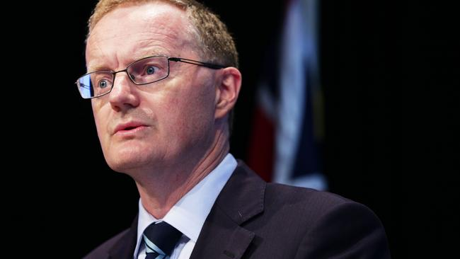 RBA Governor Philip Lowe has a sobering warning for bank customers.