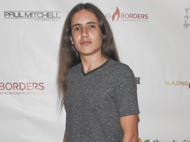 Xiuhtezcatl Martinez will be visiting Australia in February. Picture: Michael Bezjian/WireImage