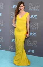 Kathryn Hahn attends the 21st Annual Critics' Choice Awards on January 17, 2016 in California. Picture: Getty