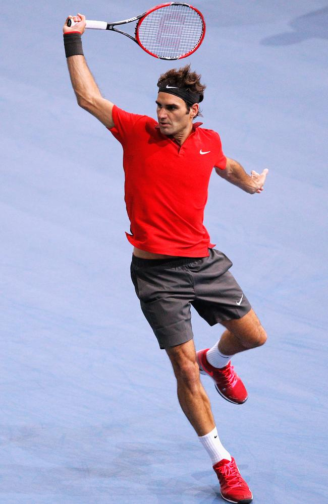 Atp season 2015 roger federer earned a69 million and won the atp season 2015 roger federer earned a69 million and won the most matches in 2014 the courier mail voltagebd Image collections