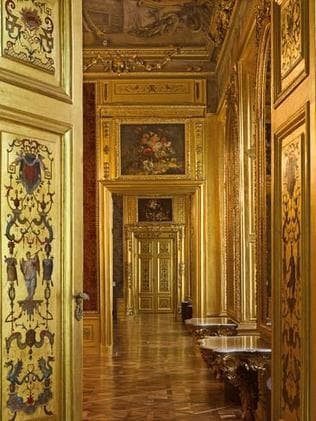 The Winter Palace. Picture: Sunday Style