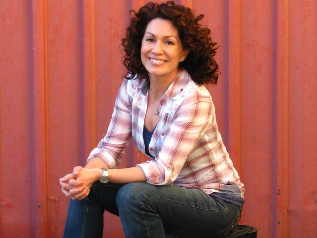 Comedian Kitty Flanagan is starring in the ABC comedy Utopia.