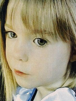 What happened to Madeleine McCann? Picture: Supplied
