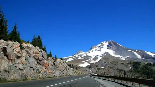 Traveller Brian DeFrees has created a time-lapse of his US road trip. Picture: Brian DeFrees