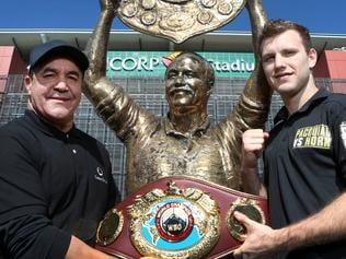 QLD_CM_SPORT_JEFF FENECH AND JEFF HORN_23JUN17