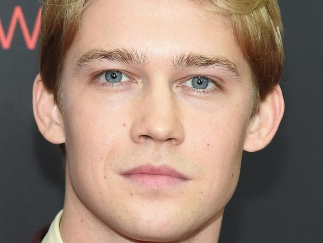 Actor Joe Alwyn is currently dating Taylor Swift. Picture: Getty