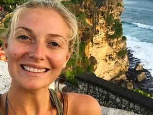 Supplied Ella Knights, 26 year old who died in Bali bike crash