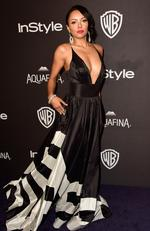 Actress Kat Graham attends InStyle and Warner Bros. 73rd Annual Golden Globe Awards Post-Party at The Beverly Hilton Hotel on January 10, 2016 in Beverly Hills, California. (Photo by Frazer Harrison/Getty Images)
