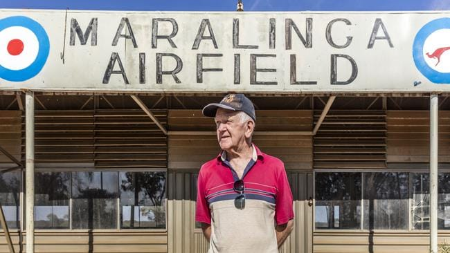 Maralinga was a joint Australia-British test site for nuclear weapons.