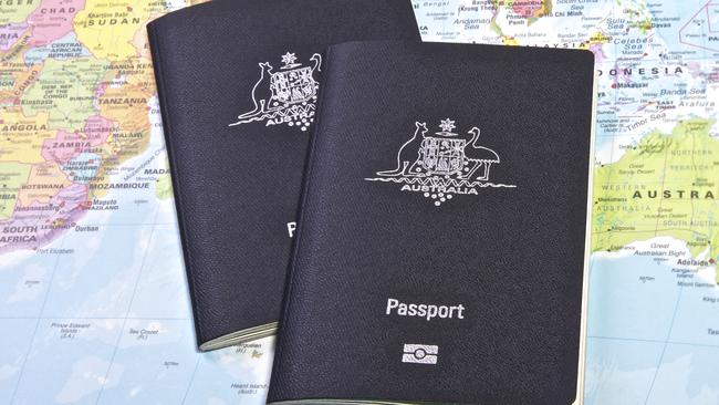 get a new passport at the pharmacy or travel agent