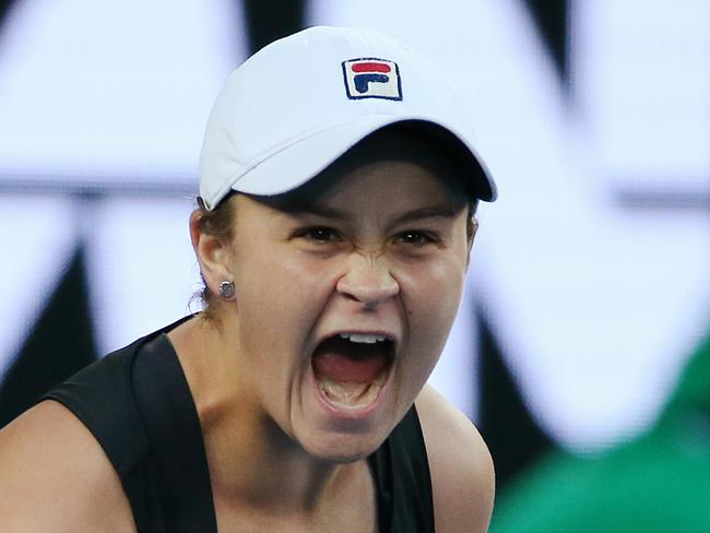 Barty crushes American giant killer