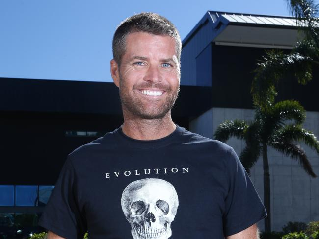 #healthyeating Pete Evans could be a dark horse on the dancefloor.