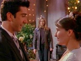 Big mistake with Ross and Emily's wedding on Friends