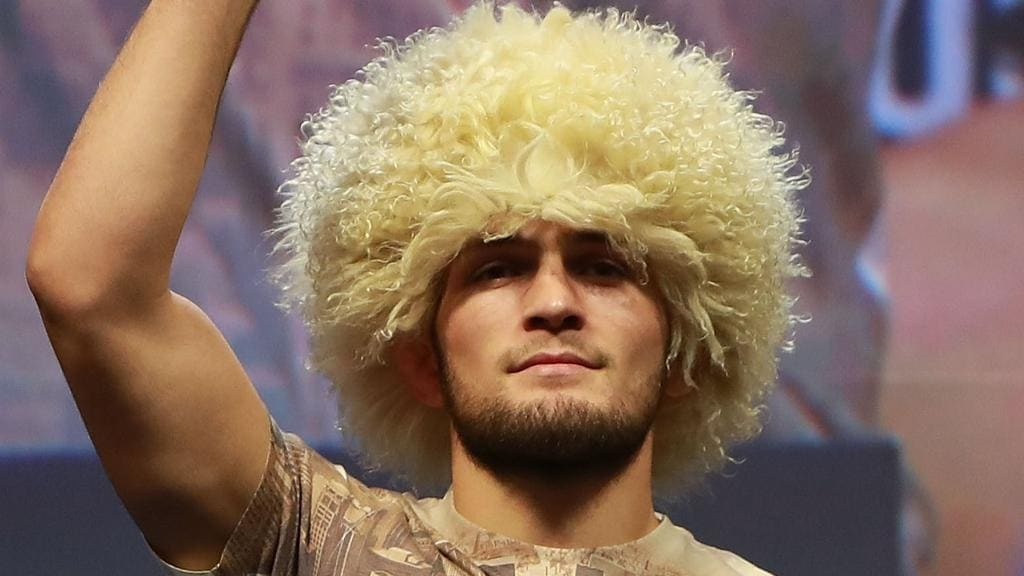 Ufc 219 Khabib Nurmagomedov Vs Edson Barboza Weigh In