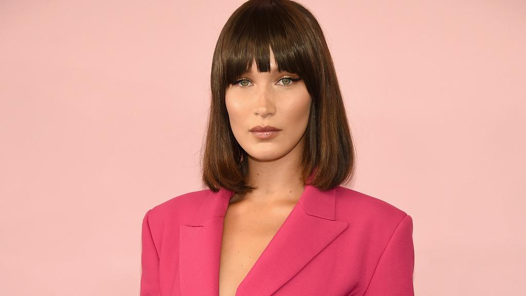 From Victoria's Secret to Nike, Bella Hadid is one of the world's most in-demand models. Picture: Getty Images