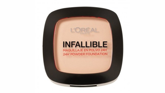 L'Oreal Paris Infallible 24H Powder Foundation, $29.95