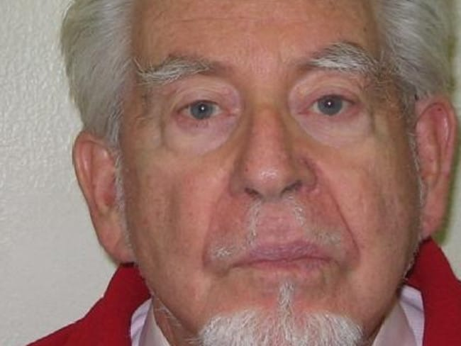 Rolf Harris faces sentencing at the end of this week. Picture: Metropolitan Police (UK).