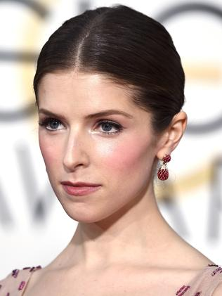 Actress Anna Kendrick. Picture: Frazer Harrison/Getty