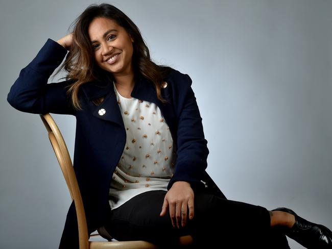 Jessica Mauboy is reconnecting with her country music roots. Picture: Jay Town