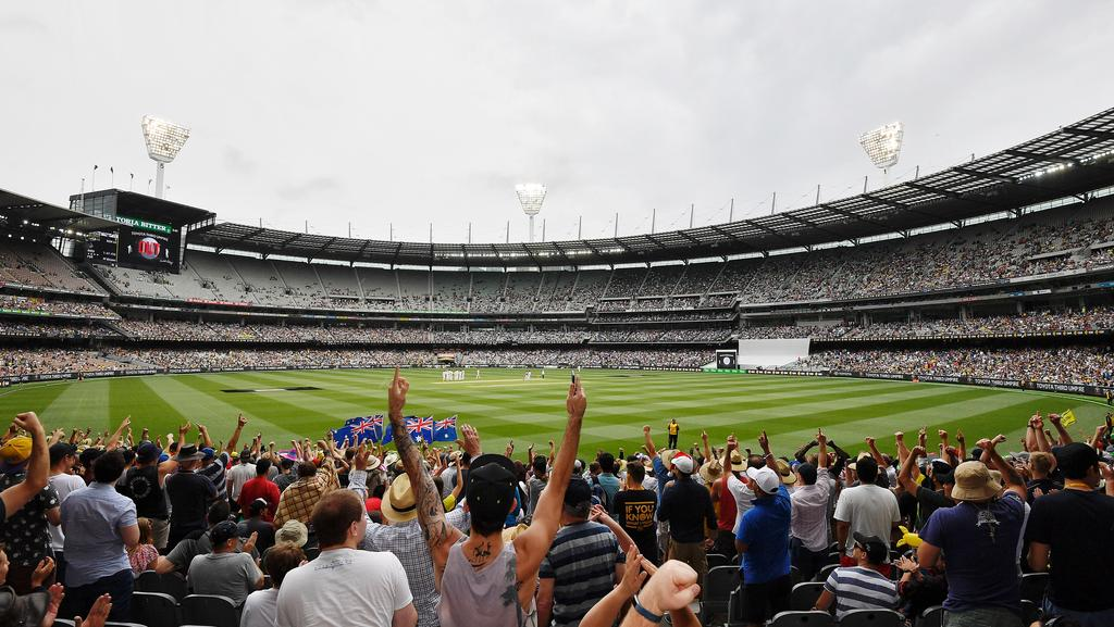 The MCG's caterer, Spotless, is the target of a takeover by Downer EDI. Picture: Jason Edwards