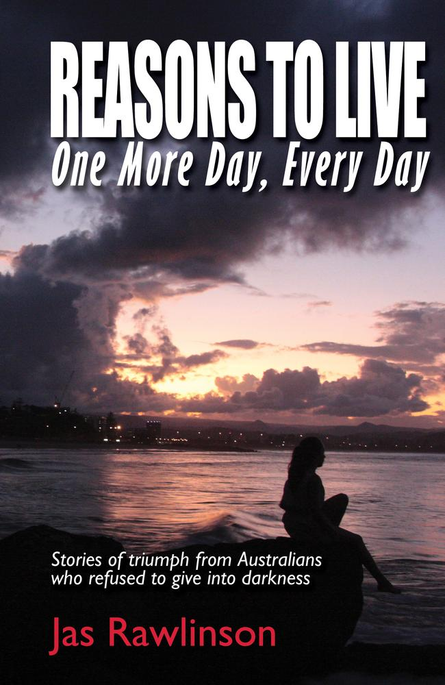 Lauren Watson is one writer to feature in Reasons to Live one more day, every day.