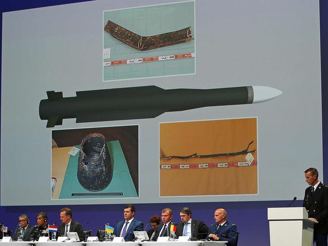 MH17 investigation: Report released