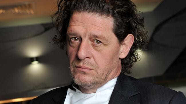 Crazy things Marco Pierre White said