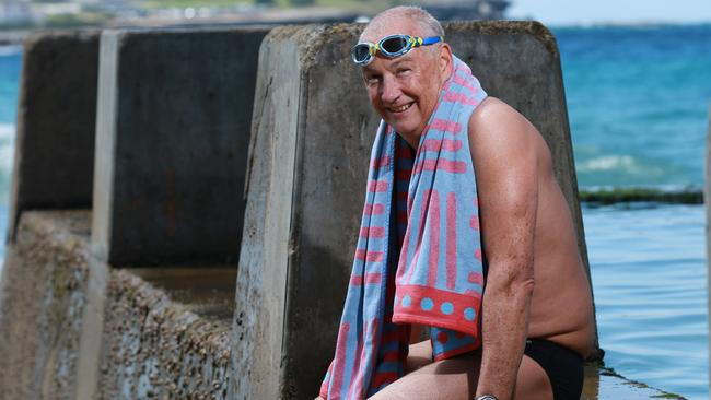 Ocean Swimmer Scott Miers Channels Strength For English Channel Swim News Local