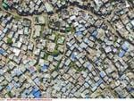 Unequal Scenes: Segregation of urban spaces in South Africa. Picture: Johnny Miller/Millefoto/Rex Shutterstock/Australscope
