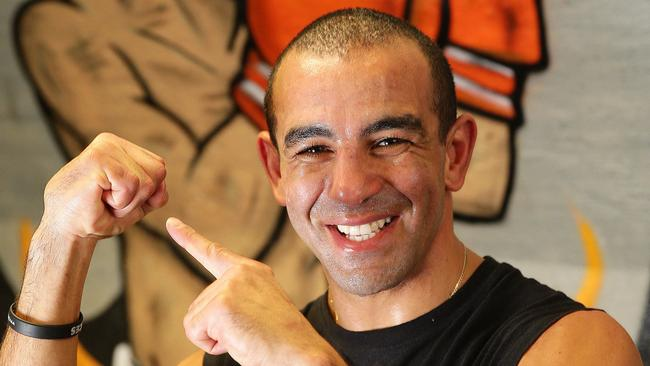 At 40, Sam Soliman says he is in his best shape ever ahead of his world title fight against Felix Sturm.