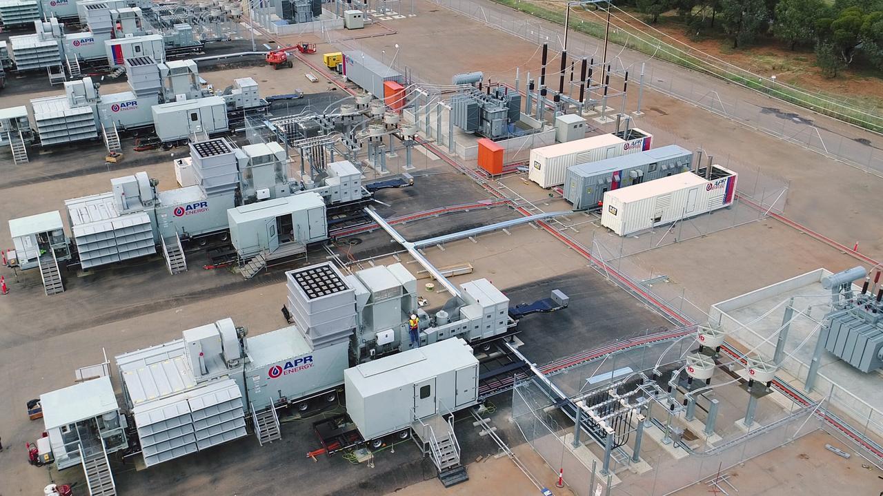 'Dirty diesel' generators a secret