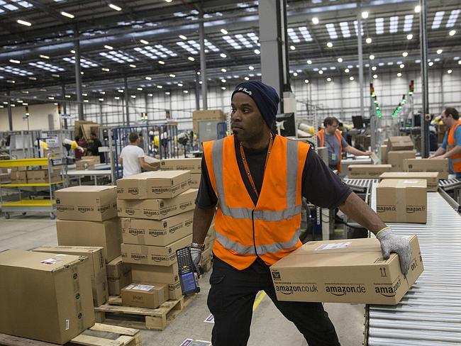 US ecommerce giant Amazon has faced similar criticisms over worker treatment.