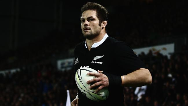 Richie McCaw is still a star for the All Blacks.
