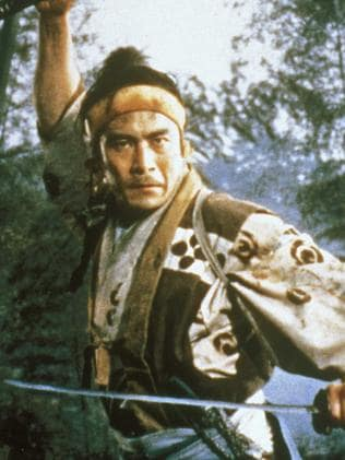 Toshiro Mifune who rejected the role of Obi Wan Kenobi and Darth Vader.