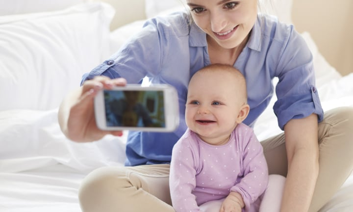 Parents are naming their babies to help them 'stand out' on social media