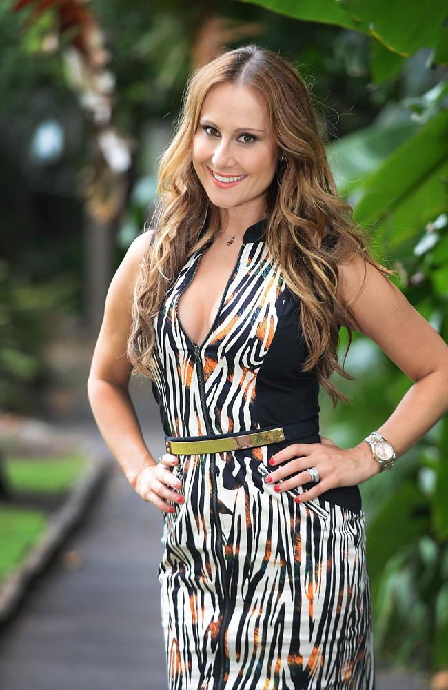 <i>The Real Housewives of Melbourne</i> Jackie Gillies.