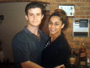 Copy photo of Joe Cinque (1971-1997) & law student girlfriend Anu Singh, who has been charged over his 26/10/97 death after he was allegedly drugged with Rohyptnol & injected with fatal dose of heroin. ACT / Crime / Murder / Victim