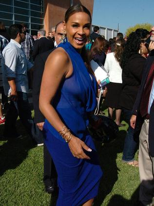 Will Smith's ex-wife Sheree Zampino, who is the biological mother of Trey Smith. Picture: Splash News